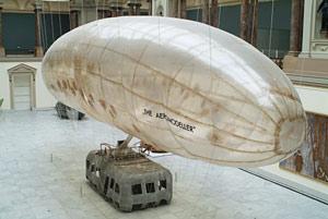 Panamarenko Aeromodeller 1969-71