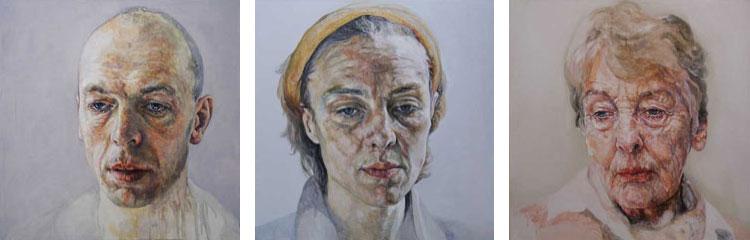 Freya Payne Witness III, V & VIII 2003