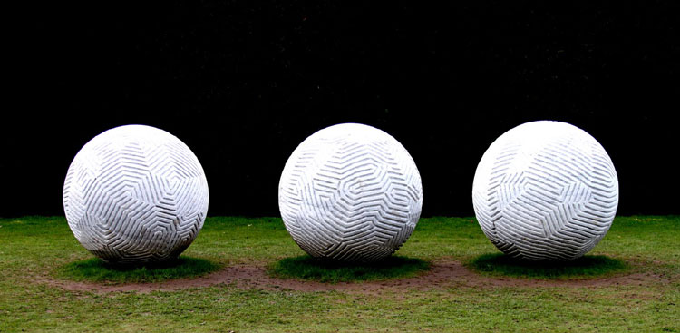 Peter Randall-Page In the Mind of Monk 1994