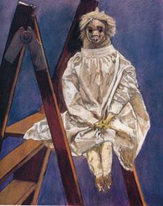 Paula Rego Bertha's Monkey 2002
