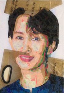 Dodi Reifenberg Aung San Suu Kyi 2008