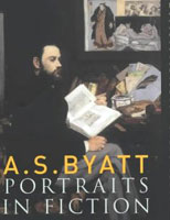 Sue Hubbard Critic AS Byatt Portraits in Fiction