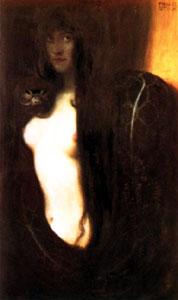 Frans von Stuck Sin