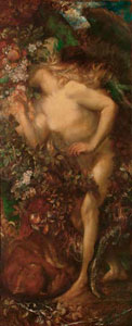 George Frederic Watts Eve Tempted