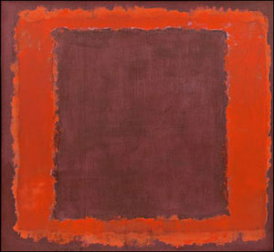 Rothko Mural for End of Wall 1959