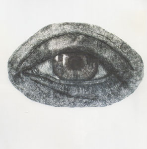 Sophie Ryder Blue Eye 2007