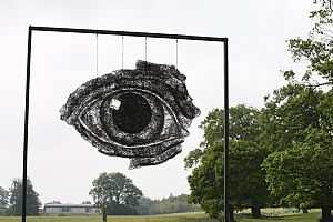 Sophie Ryder Eye 2005