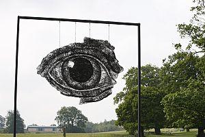 Sophie Ryder Eye 2005