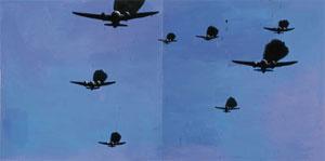 Wilhelm Sasnal Airplanes, 2001