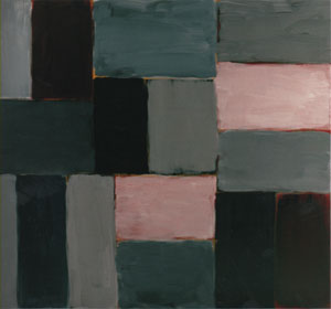 Sean Scully Shenandoah 2006