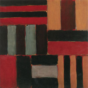 Sean Scully Fire 2006