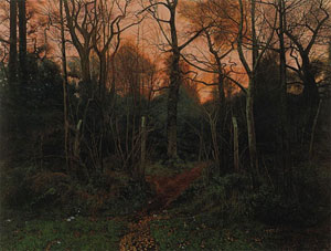 George Shaw Scenes from the Passion: A Few Days before Christmas 2002-03