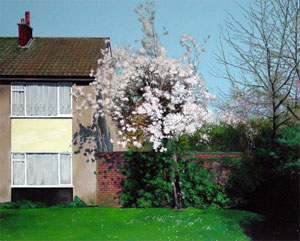 George Shaw Scenes from the Passion: Blossomiest Blossom 2001