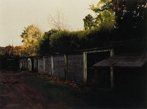 George Shaw Scenes from the Passion: Late 2002