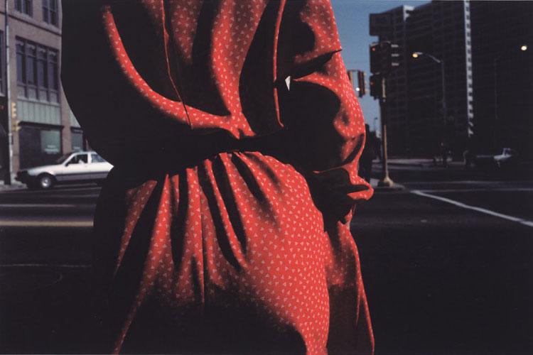 Harry Callahan Untitled (Atlanta) 1984