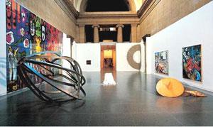 Turner Prize 1984 - Malcolm Morley
