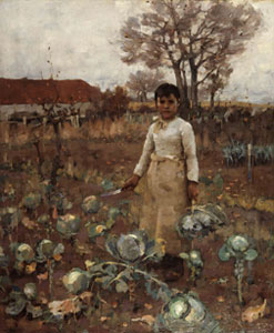 James Guthrie A Hind's Daughter 1883