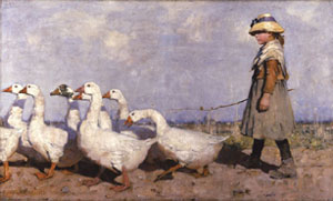 James Guthrie To Pastures New 1882-3