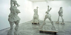 Rebecca Warren She (Untitled) 2003