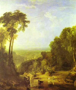 Turner Crossing the Brook 1851