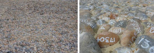 Mark Wallinger Folk Stones